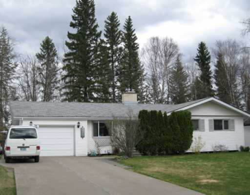 "Main Photo: 5400 DALHOUSIE Drive in Prince_George: Upper College House for sale in ""UPPER COLLEGE HEIGHTS"" (PG City South (Zone 74))  : MLS®# N191837"