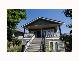 Main Photo: 2947 W 5TH Avenue in Vancouver: Kitsilano Townhouse for sale (Vancouver West)  : MLS(r) # V775485