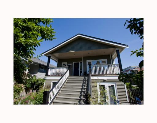 Main Photo: 2947 W 5TH Avenue in Vancouver: Kitsilano Townhouse for sale (Vancouver West)  : MLS® # V775485