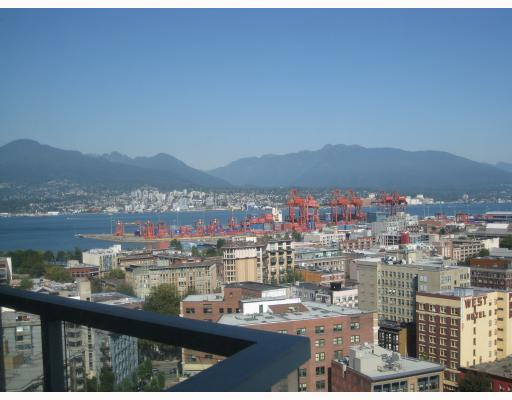 Photo 10: 2308 63 KEEFER Place in Vancouver: Downtown VW Condo for sale (Vancouver West)  : MLS(r) # V786386