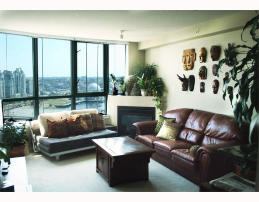 Photo 4: 2308 63 KEEFER Place in Vancouver: Downtown VW Condo for sale (Vancouver West)  : MLS(r) # V786386
