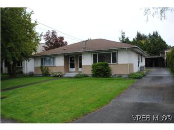 Main Photo: 1029-1031 Colville Road in VICTORIA: Es Rockheights Revenue Duplex for sale (Esquimalt)  : MLS® # 276811