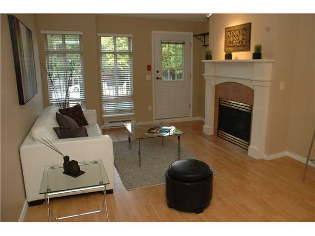 "Photo 3: 3072 W 4TH Avenue in Vancouver: Kitsilano Townhouse for sale in ""SANTA BARBARA"" (Vancouver West)  : MLS® # V823910"