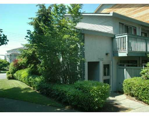 Main Photo: 2 7563 HUMPHRIES CT in Burnaby: Edmonds BE Townhouse for sale (Burnaby East)  : MLS® # V597690