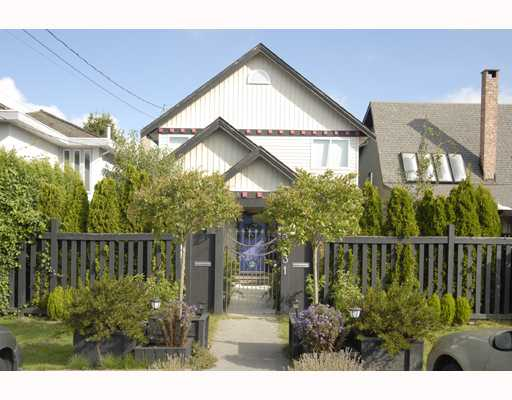 Main Photo: 3831 RICHMOND Street in Richmond: Steveston Villlage House for sale : MLS® # V731182