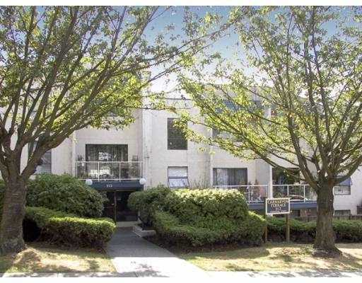 Main Photo: 214 312 CARNARVON Street in New_Westminster: Downtown NW Condo for sale (New Westminster)  : MLS®# V744169