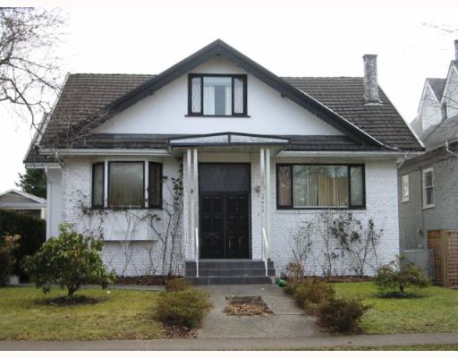 "Main Photo: 4410 W 12TH Avenue in Vancouver: Point Grey House for sale in ""S"" (Vancouver West)  : MLS®# V761617"