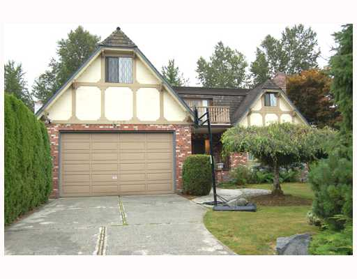 Main Photo: 4870 BAYTREE Court in Burnaby: Deer Lake Place House for sale (Burnaby South)  : MLS® # V781774