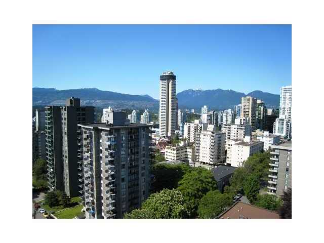 "Main Photo: 701 1277 NELSON Street in Vancouver: West End VW Condo for sale in ""THE JETSON BUILDING"" (Vancouver West)  : MLS® # V821843"