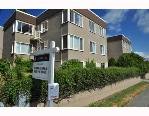 "Main Photo: 102 3591 OAK Street in Vancouver: Shaughnessy Condo for sale in ""OAKVIEW APARTMENTS"" (Vancouver West)  : MLS®# V764211"