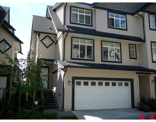"Main Photo: 77 19932 70TH Avenue in Langley: Willoughby Heights Townhouse for sale in ""Summerwood"" : MLS(r) # F2909381"