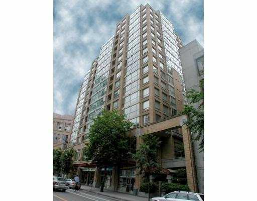 "Main Photo: 1303 822 HOMER Street in Vancouver: Downtown VW Condo for sale in ""GALIEO"" (Vancouver West)  : MLS®# V802031"