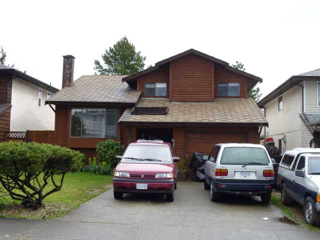 Main Photo: 1161 INLET Street in Coquitlam: New Horizons House for sale : MLS® # V818473