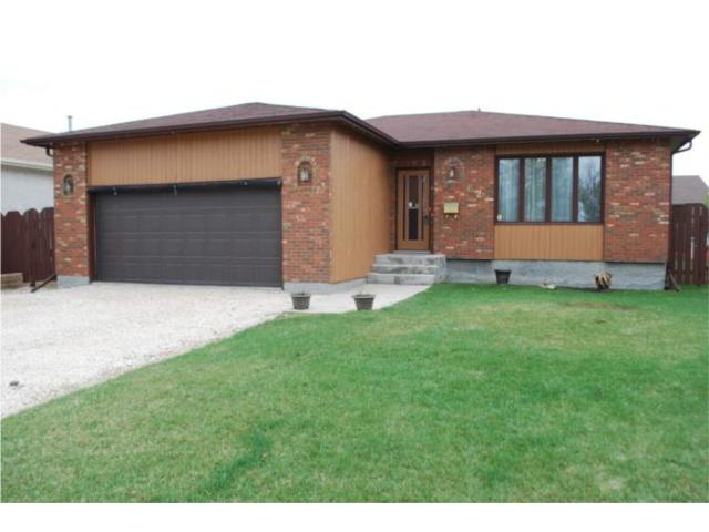 Main Photo: 62 Blostein Bay in WINNIPEG: Transcona Residential for sale (North East Winnipeg)  : MLS®# 1008322