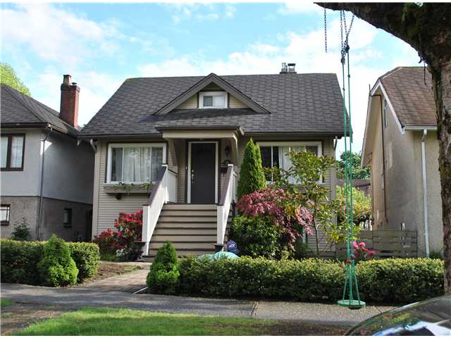 "Main Photo: 478 W 20TH Avenue in Vancouver: Cambie House for sale in ""CAMBIE VILLAGE"" (Vancouver West)  : MLS(r) # V832237"
