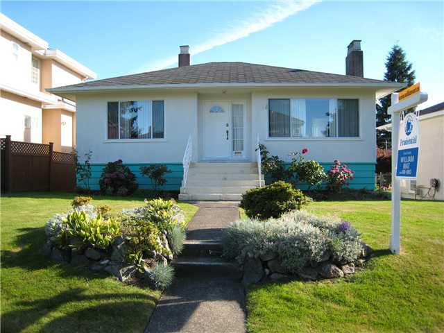 Main Photo: 3236 E 51ST Avenue in Vancouver: Killarney VE House for sale (Vancouver East)  : MLS® # V857842
