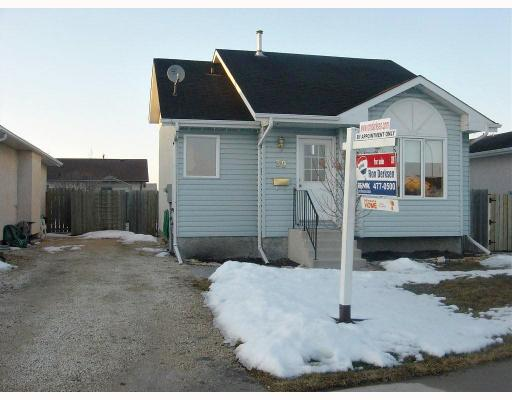 Main Photo: 39 BIRCH Grove in WINNIPEG: Transcona Residential for sale (North East Winnipeg)  : MLS®# 2904452