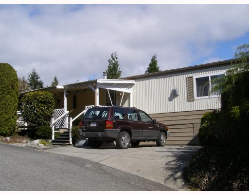 "Main Photo: 7 4116 BROWNING Road in Sechelt: Sechelt District Manufactured Home for sale in ""ROCKLAND WYND"" (Sunshine Coast)  : MLS® # V759648"