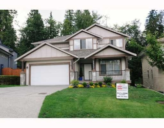 "Main Photo: 24752 KIMOLA Drive in Maple_Ridge: Albion House for sale in ""THE UPLANDS"" (Maple Ridge)  : MLS®# V781219"