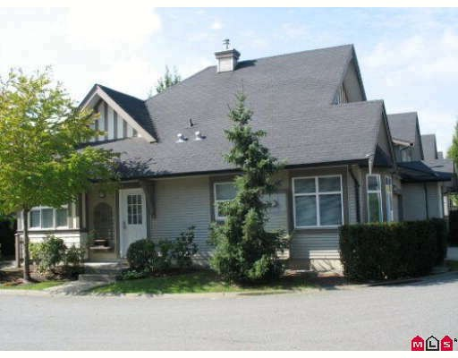 "Main Photo: 58 15968 82ND Avenue in Surrey: Fleetwood Tynehead Townhouse for sale in ""SHELBOURNE LANE"" : MLS® # F2921099"