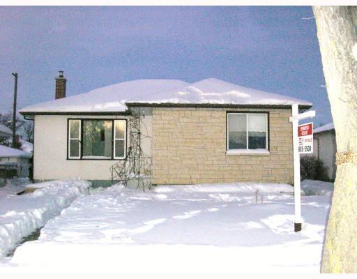 Main Photo: 819 MACHRAY Avenue in WINNIPEG: North End Residential for sale (North West Winnipeg)  : MLS® # 2900390