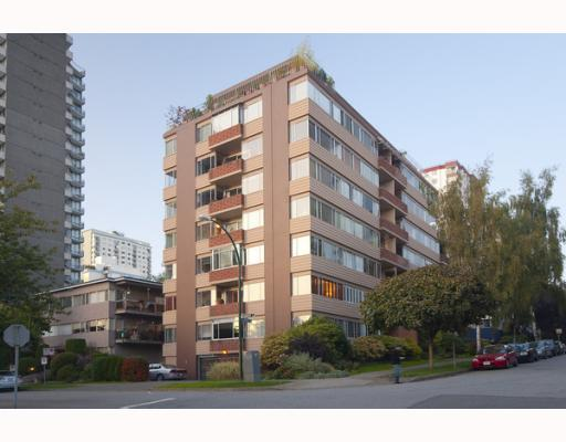 "Main Photo: 203 1315 CARDERO Street in Vancouver: West End VW Condo for sale in ""DIANNE COURT"" (Vancouver West)  : MLS® # V790452"