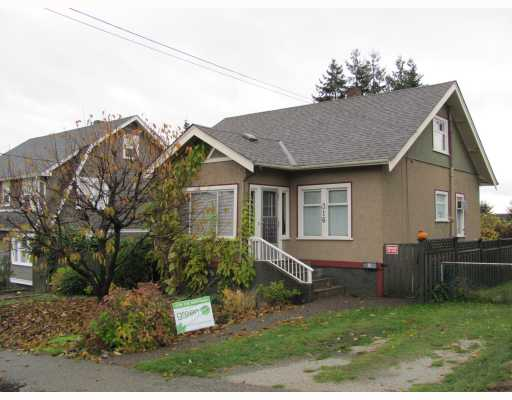 Main Photo: 316 SIMPSON Street in New Westminster: Sapperton House for sale : MLS(r) # V797958