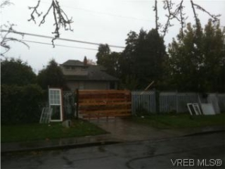 Main Photo: 121 St. Andrews Street in : Vi James Bay Land for sale (Victoria)  : MLS® # 285192
