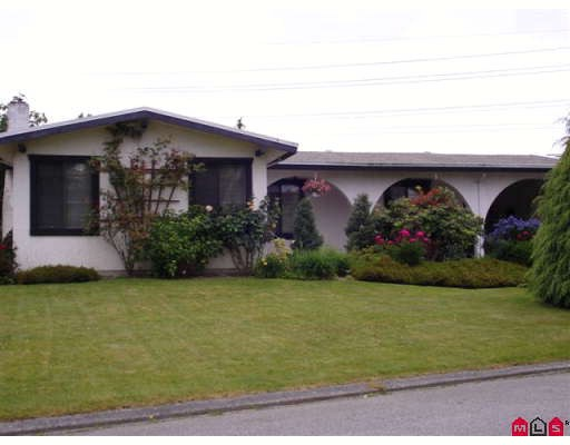 "Main Photo: 1919 FLOWER Road in Surrey: King George Corridor House for sale in ""Sunnyside"" (South Surrey White Rock)  : MLS(r) # F2820087"