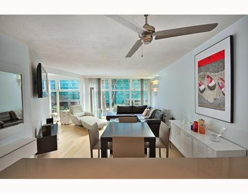 "Main Photo: B104 1331 HOMER Street in Vancouver: Downtown VW Condo for sale in ""PACIFIC POINT"" (Vancouver West)  : MLS® # V802333"