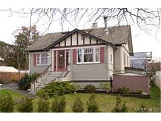 Main Photo: 2909 Harriet Road in VICTORIA: Vi Burnside Revenue 4-Plex for sale (Victoria)  : MLS® # 223107