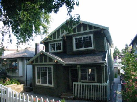 Main Photo: 2156 E 10th Avenue in Vancouver: Grandview VE House for sale (Vancouver East)  : MLS® # V568903