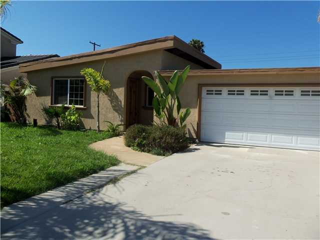 Main Photo: IMPERIAL BEACH House for sale : 3 bedrooms : 1260 LOUDEN