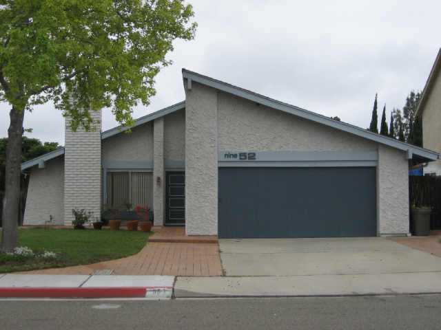 Main Photo: CHULA VISTA Residential for sale : 3 bedrooms : 952 Buena Vista Way