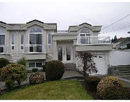 Main Photo: 7321 Curtis Street, Burnaby: House for sale (Simon Fraser University)  : MLS®# V569375