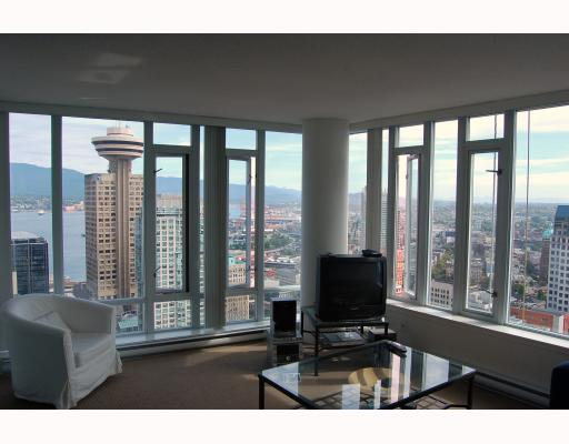 "Main Photo: 2910 610 GRANVILLE Street in Vancouver: Downtown VW Condo for sale in ""THE HUDSON"" (Vancouver West)  : MLS®# V788589"