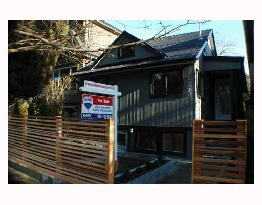 Main Photo: 1150 LILY Street in Vancouver: Grandview VE House for sale (Vancouver East)  : MLS(r) # V802071