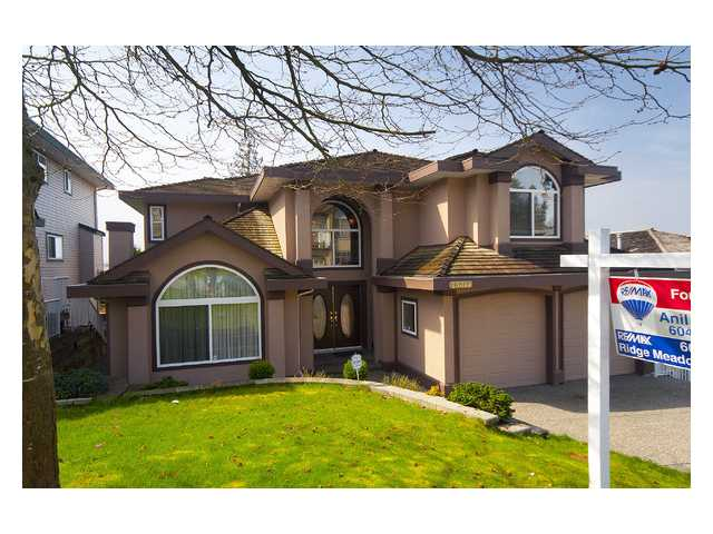 Main Photo: 23818 ZERON Avenue in Maple Ridge: Albion House for sale : MLS® # V832172