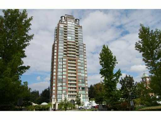"Main Photo: 1707 6837 STATION HILL Drive in Burnaby: South Slope Condo for sale in ""CLARIDGES"" (Burnaby South)  : MLS®# V846712"