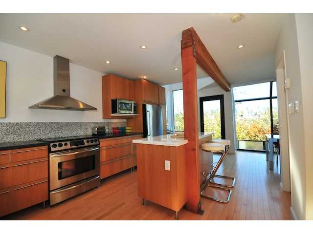 Main Photo: 950 W 7TH Avenue in Vancouver: Fairview VW Townhouse  (Vancouver West)  : MLS(r) # V854034