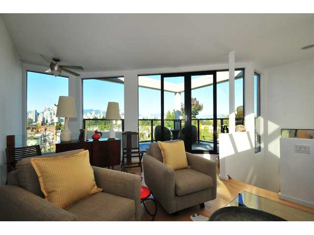 Photo 6: 950 W 7TH Avenue in Vancouver: Fairview VW Townhouse  (Vancouver West)  : MLS(r) # V854034