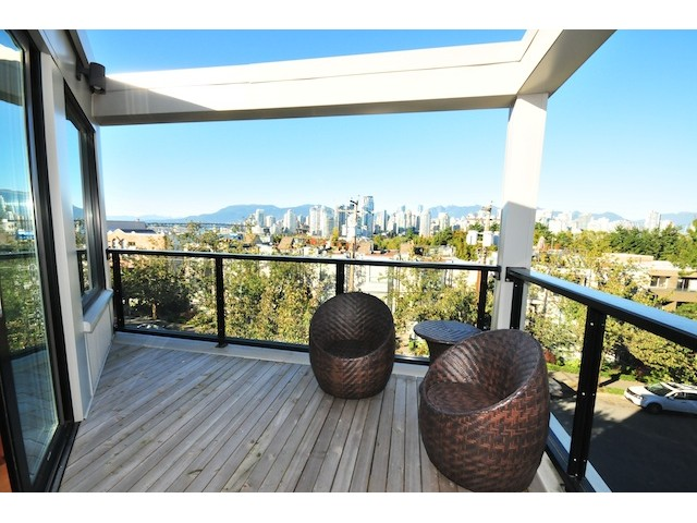 Photo 8: 950 W 7TH Avenue in Vancouver: Fairview VW Townhouse  (Vancouver West)  : MLS(r) # V854034