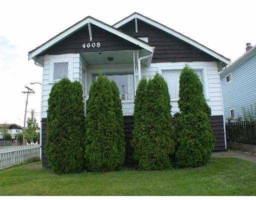 Main Photo: 4608 JOYCE ST in Vancouver: Collingwood Vancouver East House for sale (Vancouver East)  : MLS®# V545803