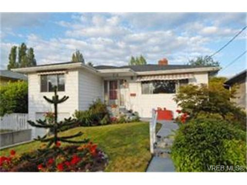 Main Photo: 2183 Epworth Street in VICTORIA: OB Henderson Single Family Detached for sale (Oak Bay)  : MLS® # 248070