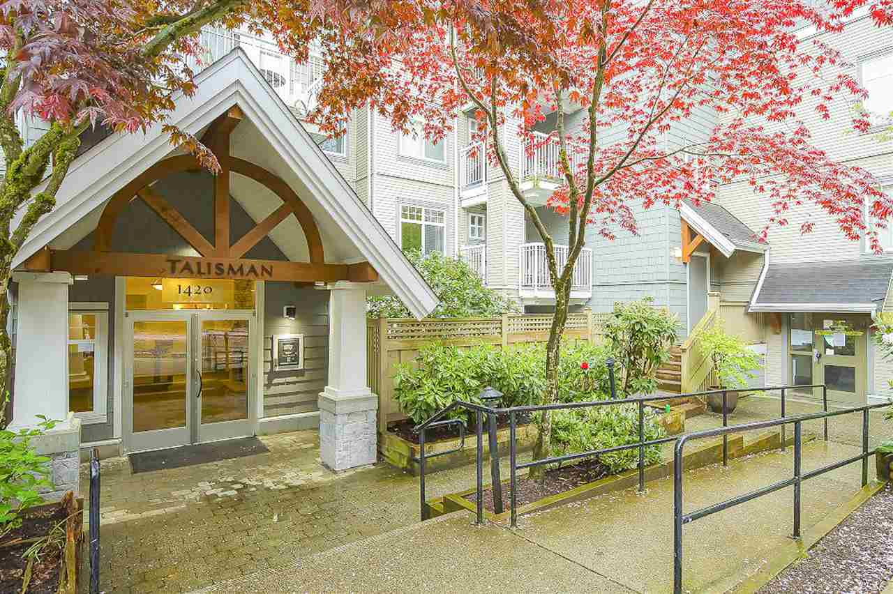 FEATURED LISTING: 114 - 1420 PARKWAY Boulevard Coquitlam