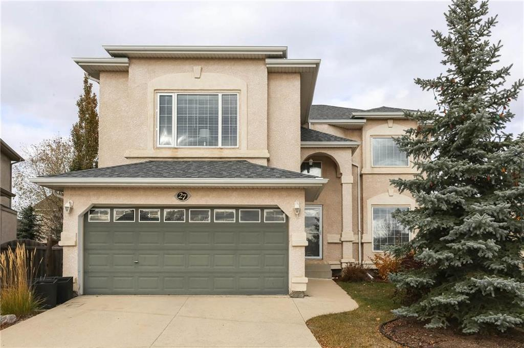 FEATURED LISTING: 27 Ivorywood Cove Winnipeg