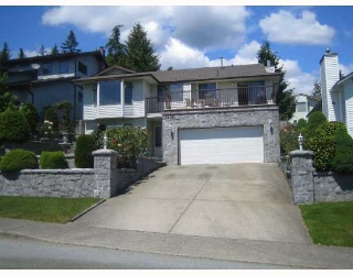 "Main Photo: 1307 DURANT Drive in Coquitlam: Scott Creek House for sale in ""SCOTT CREEK"" : MLS® # V718926"