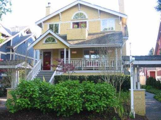 Photo 2: 162 W 13TH AV in Vancouver: Mount Pleasant VW Townhouse for sale (Vancouver West)  : MLS(r) # V533534