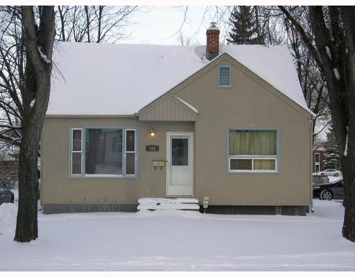 Main Photo: 285 OAKLAND Avenue in WINNIPEG: North Kildonan Residential for sale (North East Winnipeg)  : MLS® # 2720058