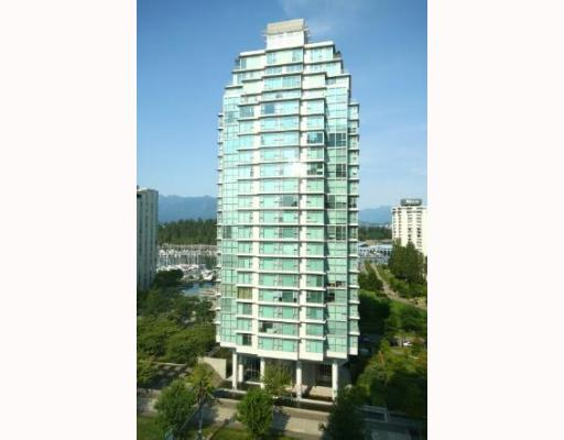 "Main Photo: 1704 1710 BAYSHORE Drive in Vancouver: Coal Harbour Condo for sale in ""BAYSHORE GARDENS"" (Vancouver West)  : MLS® # V772805"